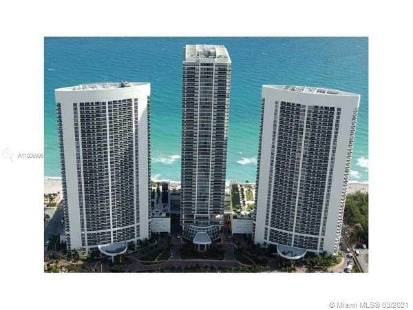 1830 S Ocean Dr #3901, Hallandale Beach, FL 33009 (MLS #A11006995) :: Team Citron