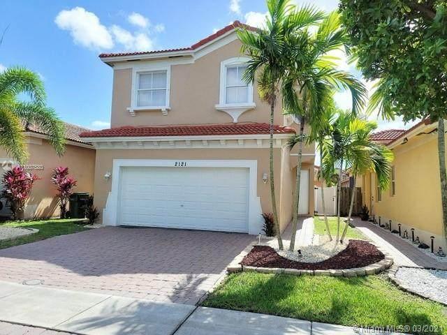 2121 NE 37th Ter, Homestead, FL 33033 (MLS #A11007580) :: Berkshire Hathaway HomeServices EWM Realty