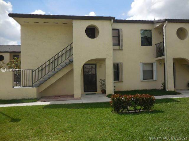 11350 Taft St #11350, Pembroke Pines, FL 33026 (MLS #A11010158) :: Green Realty Properties