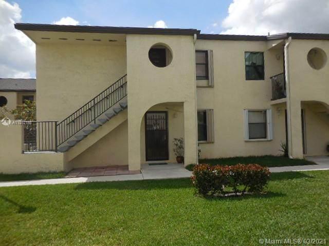 11350 Taft St #11350, Pembroke Pines, FL 33026 (MLS #A11010158) :: Equity Realty