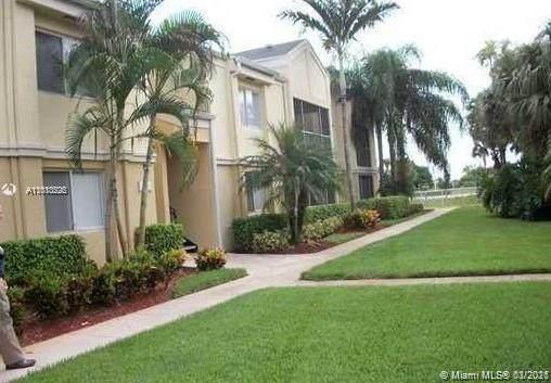 5672 Rock Island Rd #238, Tamarac, FL 33319 (MLS #A11010226) :: Compass FL LLC