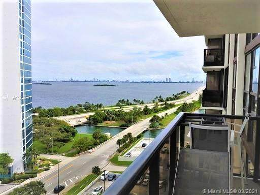 600 NE 36th St #1523, Miami, FL 33137 (MLS #A11010781) :: The Howland Group