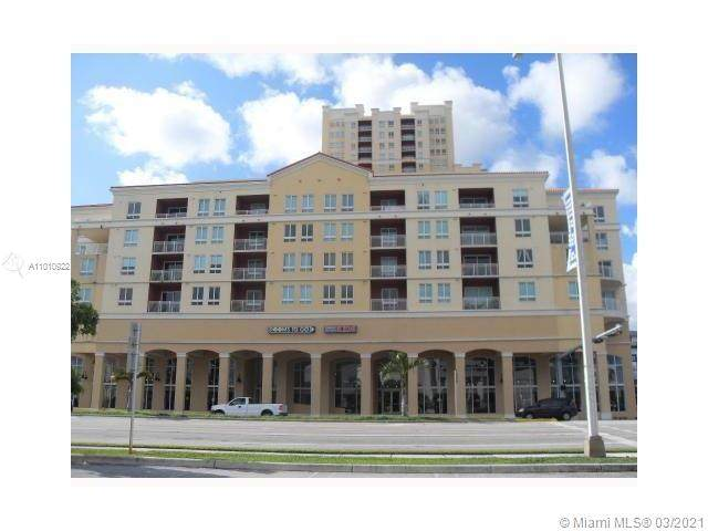7355 SW 89th St 403N, Miami, FL 33156 (MLS #A11010922) :: Re/Max PowerPro Realty