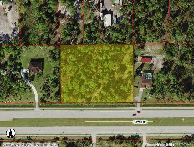 Unit 64 Oil Well Road, Naples, FL 33140 (#A11011220) :: Posh Properties