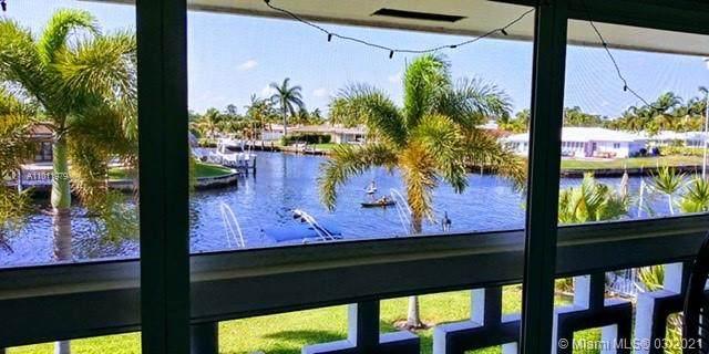 800 Pine Dr #17, Pompano Beach, FL 33060 (MLS #A11011979) :: Re/Max PowerPro Realty
