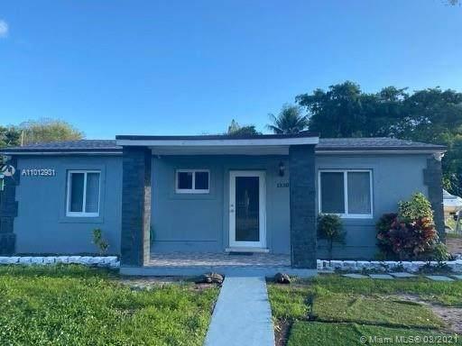1330 NE 150th St, Miami, FL 33161 (#A11012931) :: Posh Properties