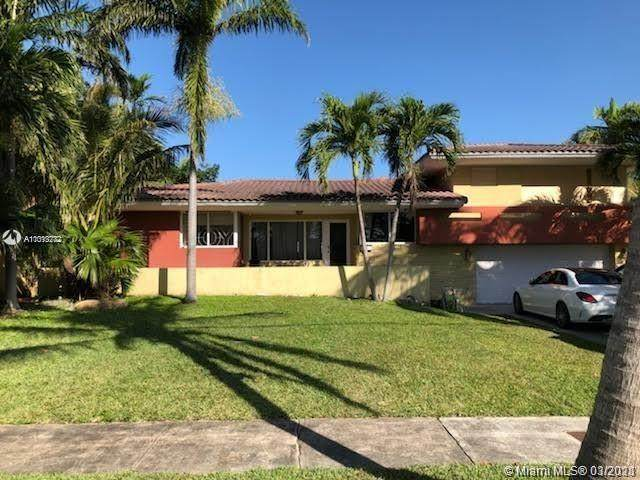 1151 NE 86th St, Miami, FL 33138 (MLS #A11013232) :: The Riley Smith Group