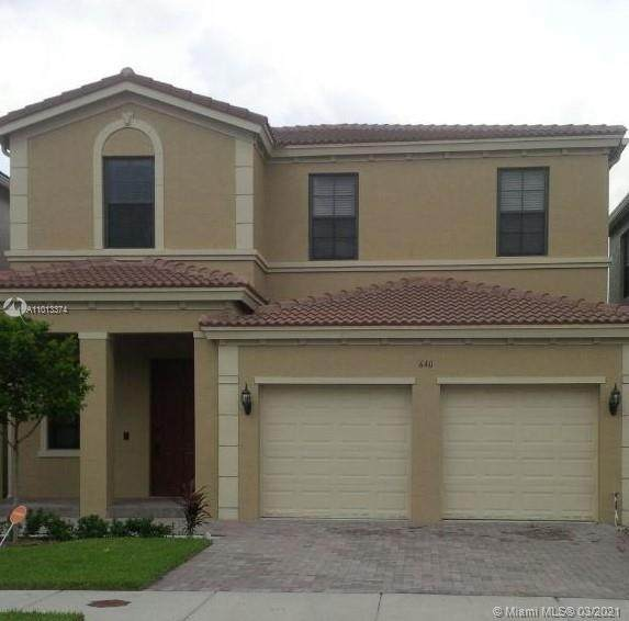 640 NE 191st St, Miami, FL 33179 (MLS #A11013374) :: The Rose Harris Group