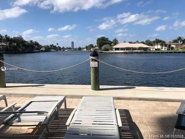 3177 S Ocean Dr #201, Hallandale Beach, FL 33009 (MLS #A11018275) :: The Paiz Group