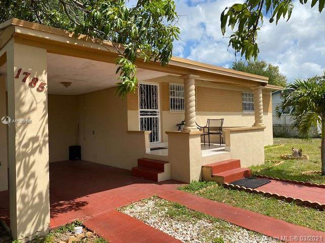 1785 NW 81st Ter, Miami, FL 33147 (MLS #A11019196) :: The Jack Coden Group