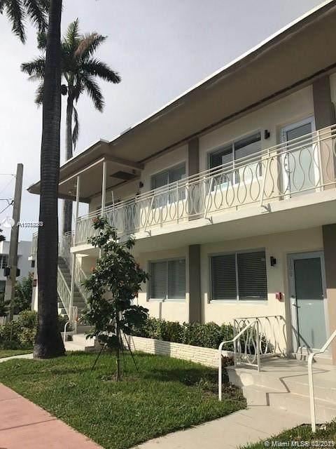 1601 Meridian Ave #208, Miami Beach, FL 33139 (MLS #A11019253) :: Compass FL LLC