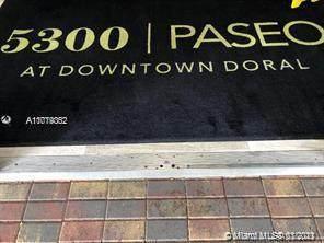 5300 Paseo Blvd #811, Doral, FL 33166 (MLS #A11019362) :: Compass FL LLC
