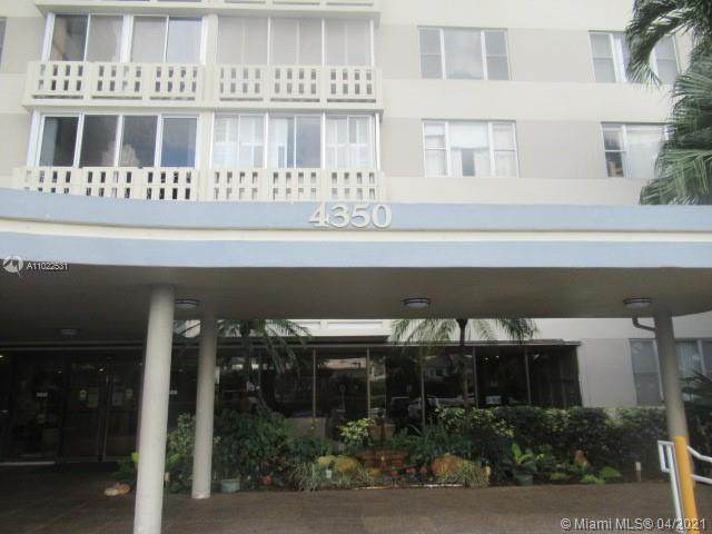 4350 Hillcrest Dr #506, Hollywood, FL 33021 (MLS #A11022531) :: Green Realty Properties