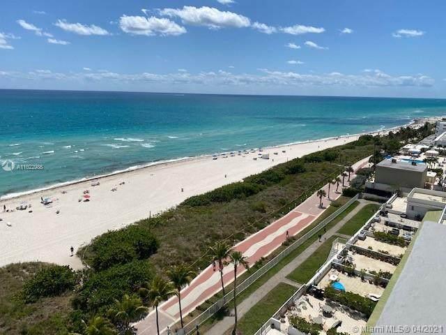 5601 Collins Av #1707, Miami Beach, FL 33140 (MLS #A11022986) :: Castelli Real Estate Services