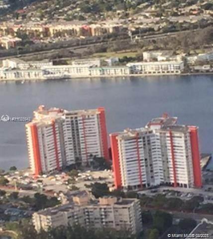 1351 Miami Gardens Dr #1525, North Miami Beach, FL 33179 (MLS #A11023942) :: The Jack Coden Group