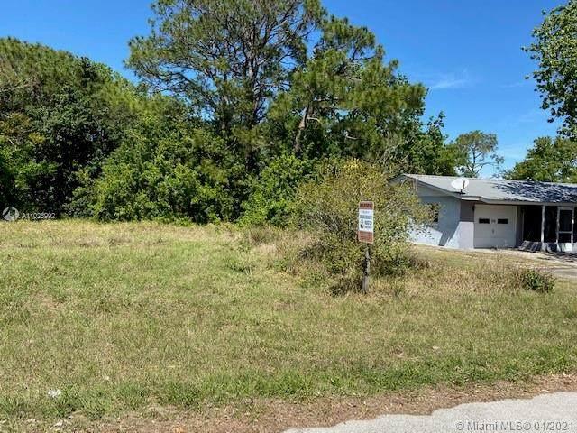 924 Forest Road, Sebring, FL 33870 (MLS #A11023992) :: Patty Accorto Team