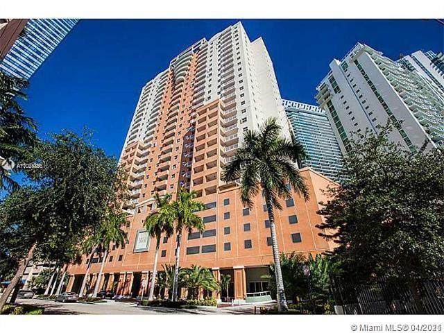 185 SE 14th Ter #1902, Miami, FL 33131 (MLS #A11024895) :: Patty Accorto Team