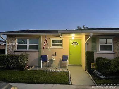 2628 E Dudley Dr E, West Palm Beach, FL 33415 (MLS #A11026192) :: The Riley Smith Group