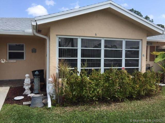 14729 Canalview Dr B, Delray Beach, FL 33484 (MLS #A11026826) :: GK Realty Group LLC