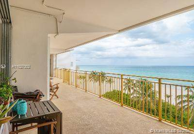 901 S Surf Rd #607, Hollywood, FL 33019 (MLS #A11027302) :: Equity Realty