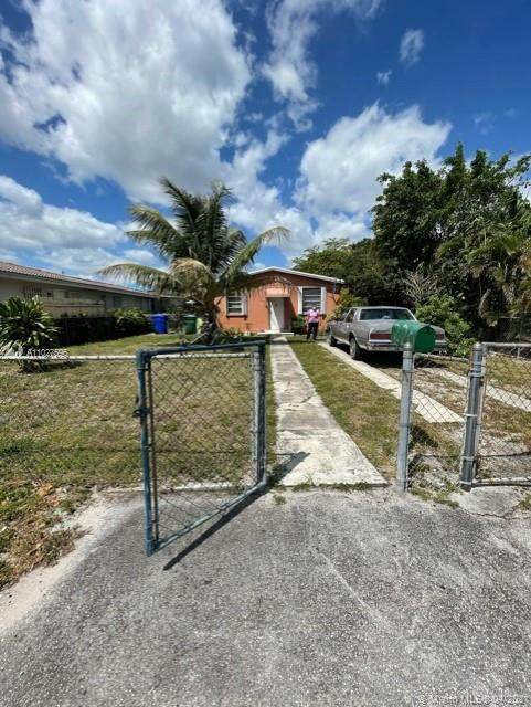 227 NW 48th Ct, Miami, FL 33126 (#A11027596) :: Posh Properties