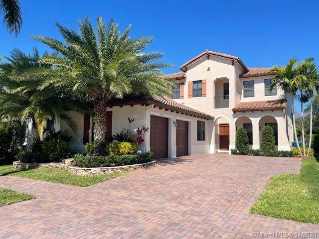 3756 NW 83rd Way, Cooper City, FL 33024 (MLS #A11027677) :: Search Broward Real Estate Team