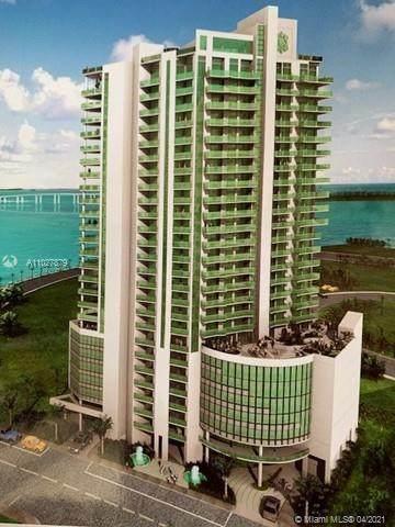 218 SE 14th St #1703, Miami, FL 33131 (MLS #A11027879) :: The Riley Smith Group