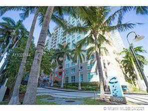 2000 N Bayshore Dr #515, Miami, FL 33137 (MLS #A11028144) :: Compass FL LLC