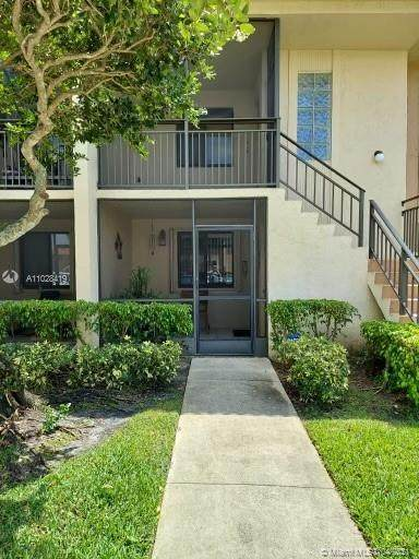 398 Lakeview Dr #105, Weston, FL 33326 (MLS #A11028419) :: Re/Max PowerPro Realty