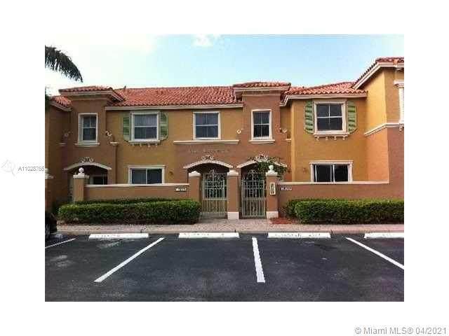 10649 SW 8TH ST #2404, Pembroke Pines, FL 33025 (MLS #A11028755) :: The Teri Arbogast Team at Keller Williams Partners SW