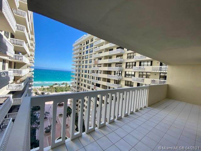 9801 Collins Ave 14N, Bal Harbour, FL 33154 (MLS #A11030940) :: Dalton Wade Real Estate Group
