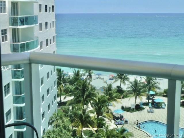 3801 S Ocean Dr 9M, Hollywood, FL 33019 (MLS #A11032742) :: Equity Advisor Team