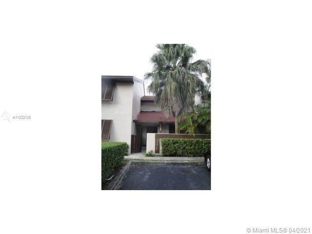 13391 SW 91st Ter  Apt F, Miami, FL 33186 (MLS #A11033105) :: The Rose Harris Group