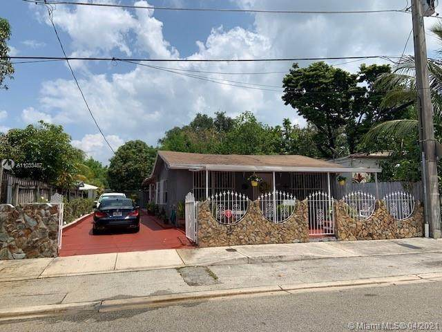 3125 NW 3rd Ave, Miami, FL 33127 (MLS #A11033487) :: The Rose Harris Group