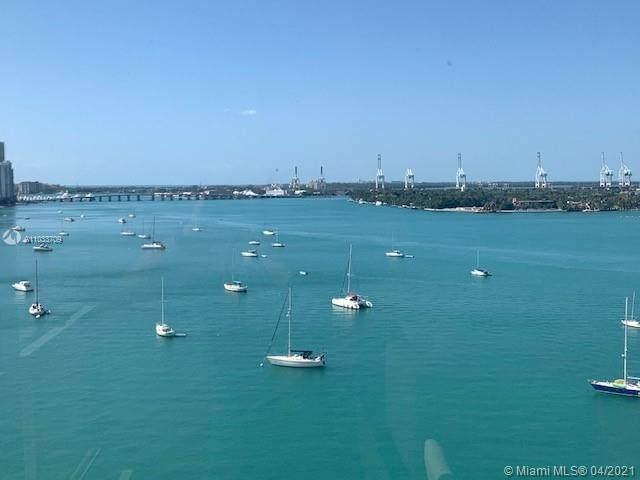 11 Island Ave #1502, Miami Beach, FL 33139 (MLS #A11033709) :: The Teri Arbogast Team at Keller Williams Partners SW