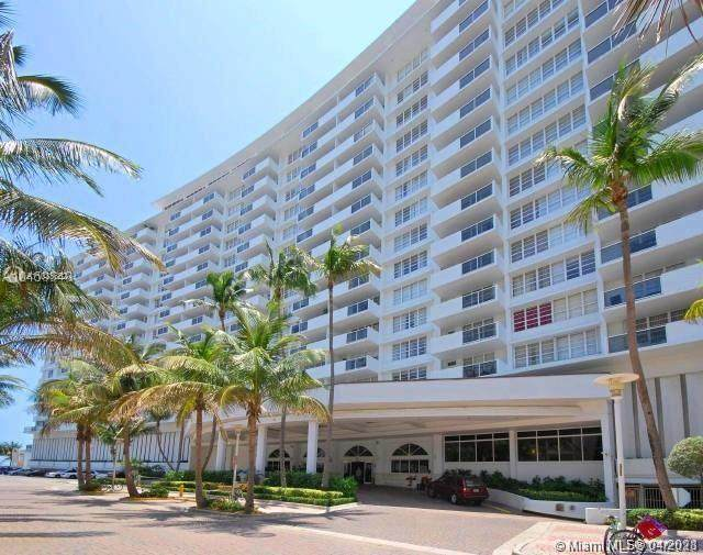 100 Lincoln Rd #920, Miami Beach, FL 33139 (MLS #A11033862) :: Compass FL LLC
