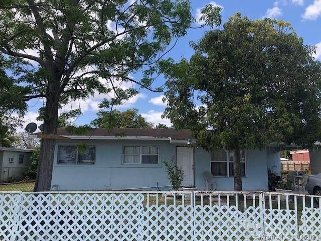 17232 NW 48th Ct, Miami Gardens, FL 33055 (MLS #A11034471) :: Berkshire Hathaway HomeServices EWM Realty