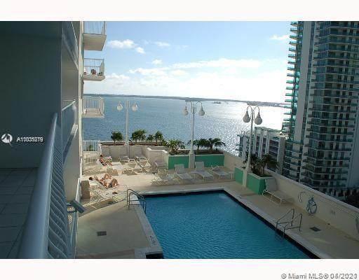 1200 Brickell Bay Dr #3609, Miami, FL 33131 (MLS #A11035219) :: The Teri Arbogast Team at Keller Williams Partners SW