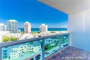 6770 Indian Creek Dr 12B, Miami Beach, FL 33141 (MLS #A11035272) :: Equity Advisor Team