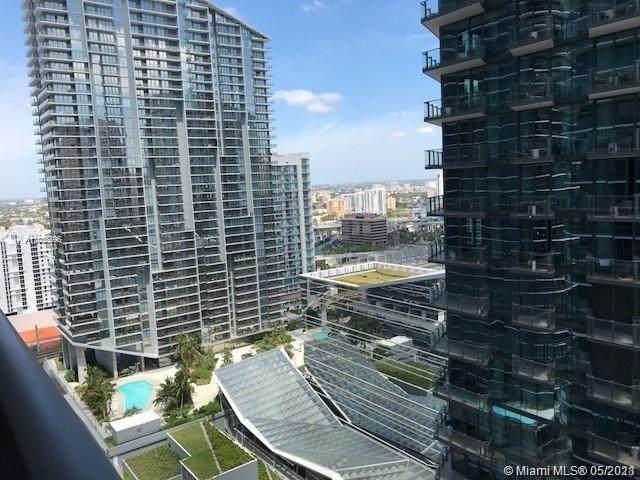 801 S Miami Ave #2806, Miami, FL 33130 (MLS #A11036596) :: Berkshire Hathaway HomeServices EWM Realty