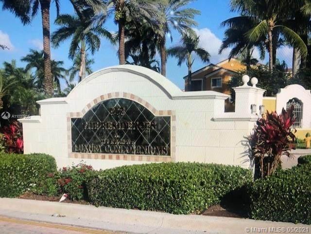 2251 W Preserve Way #208, Miramar, FL 33025 (MLS #A11037855) :: Compass FL LLC