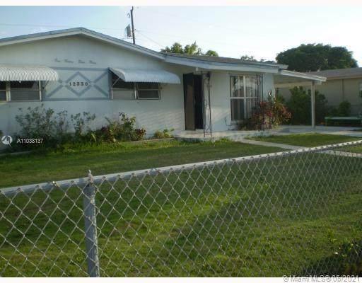 12330 SW 188th Ter, Miami, FL 33177 (MLS #A11038137) :: Search Broward Real Estate Team