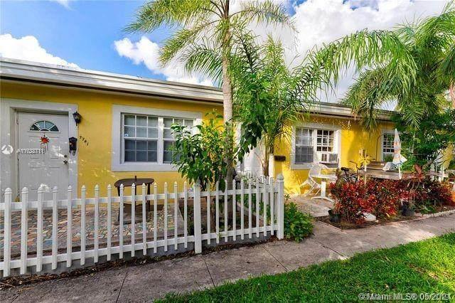 7741 Hawthorne Ave, Miami Beach, FL 33141 (MLS #A11038711) :: Prestige Realty Group