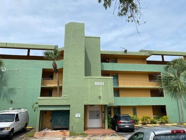 8801 W Flagler St #304, Miami, FL 33174 (MLS #A11038759) :: Prestige Realty Group
