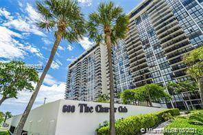 600 NE 36th St #801, Miami, FL 33137 (MLS #A11039456) :: The Howland Group