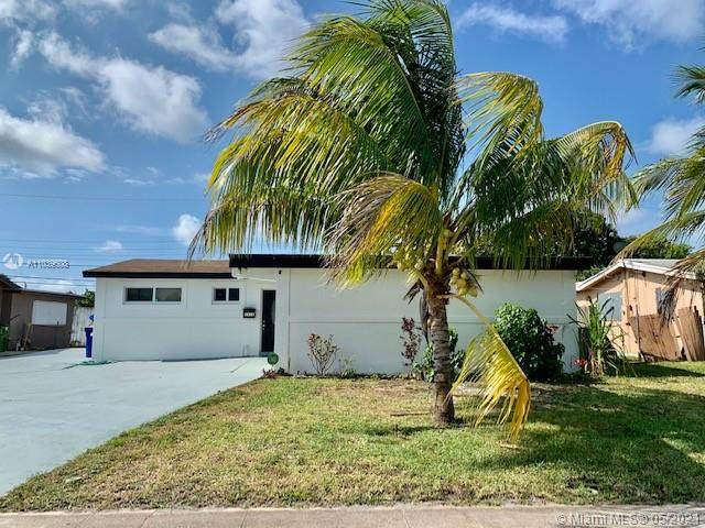 2828 SW 4th Pl, Fort Lauderdale, FL 33312 (MLS #A11039608) :: Prestige Realty Group