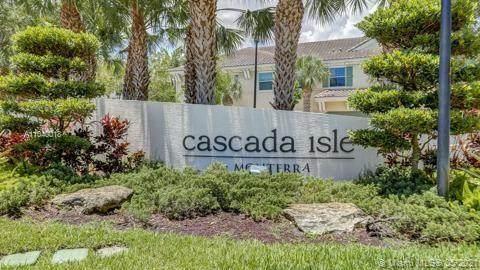 8154 Cascada Isles Dr #8154, Cooper City, FL 33024 (MLS #A11040018) :: The Rose Harris Group
