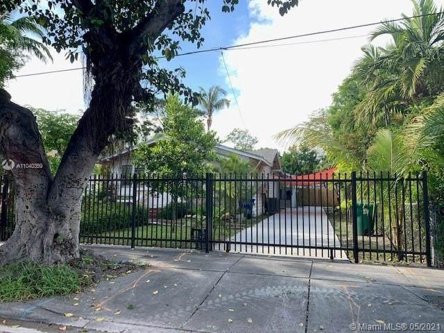 73 NW 30th St, Miami, FL 33127 (MLS #A11040359) :: Compass FL LLC