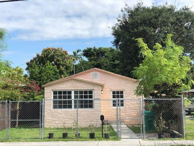 2931 NW 43rd Ter, Miami, FL 33142 (MLS #A11040428) :: The Teri Arbogast Team at Keller Williams Partners SW