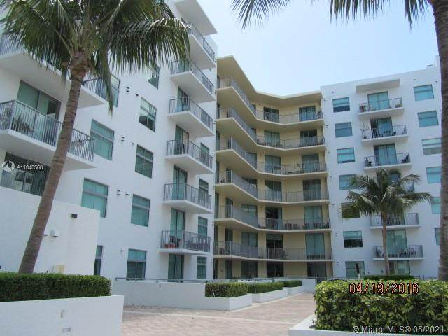 140 S Dixie Hwy #718, Hollywood, FL 33020 (MLS #A11040568) :: The Howland Group